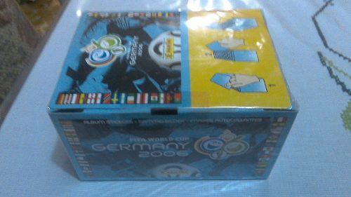 Alemania 2006 Caja De 100 Sobres Panini