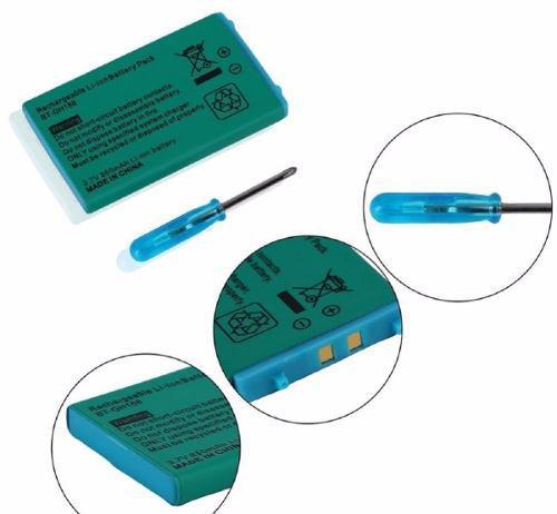 Bateria Game Boy Advance Sp Gba Pila Desarmador Nuevo Mexico
