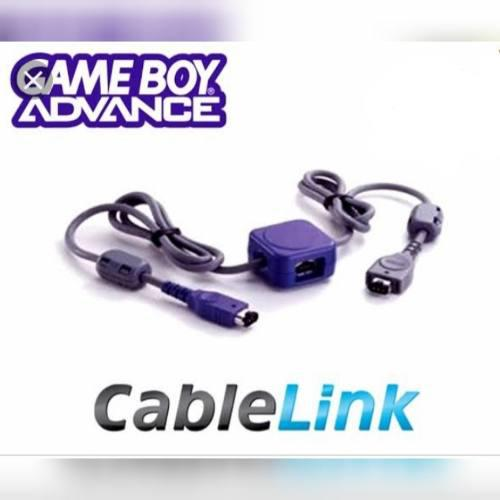 Cable Link Game Boy Advance Original De Nintendo