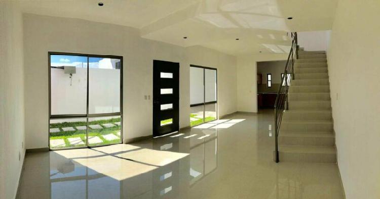 Casa nueva en venta en colonia Pedregal San Antonio zona nte