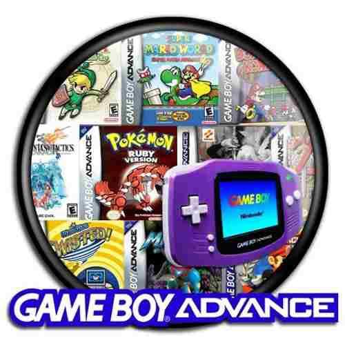 Colección De Juegos Gameboy Advance Para Windows Android