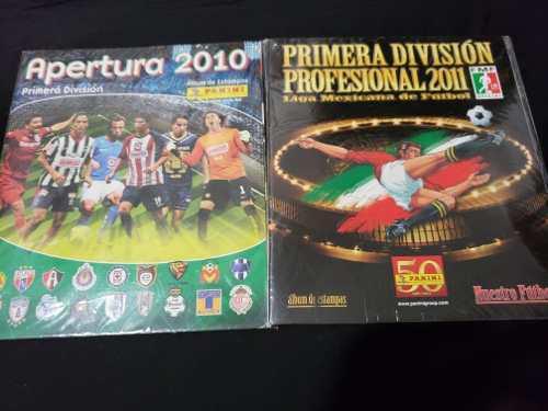 Coleccion De Albums Panini Liga Mexicana