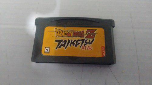 Dragon Ball Z Taiketsu Para Nintendo Game Boy Advance,funcio