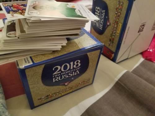 Estampas Panini Rusia 2018 - 106 Estampas