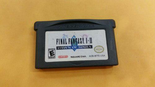 Final Fantasy L & Ll Dawn Of Souls Para Game Boy Advance