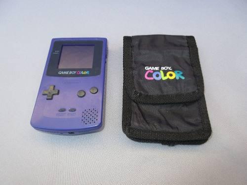 Funda Para Gameboy Color Original Con Envio Gratis
