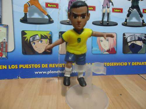 Futbol Jugador De Brasil Figura Rara De Ver
