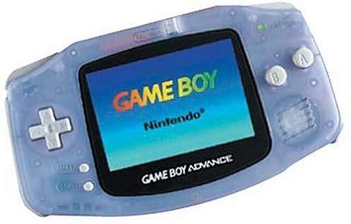 Game Boy Advance Traslucido Barato (leer La Descripcion)
