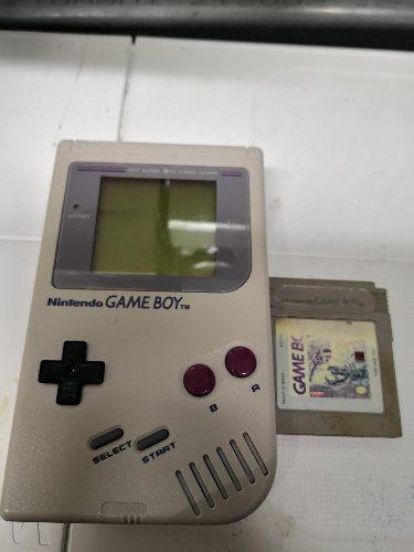 Game Boy Tabique Con Juego Operación C