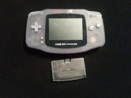 Gameboy Advance Translucido Con Tapa