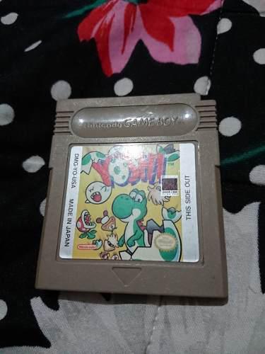 Juego Game Boy Yoshi