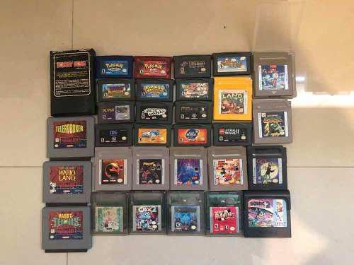 Juegos De Nintendo Game Boy Advance Y Mas Originales
