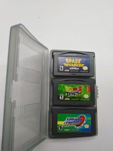 Juegos Gameboy Advance, Nes,snes,psp,ps4,xbox,360,gamecube,