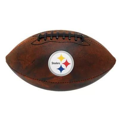 Nfl Balón Pittsburgh Steelers Wilson Juvenil