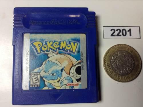 Pokemon Blue,yellow,silver Version *** Gameboy Pokechay