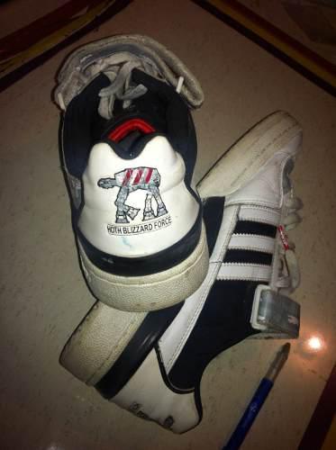 6d39451baa73a Star wars tenis adidas de coleccion hoth blizzard force 29cm