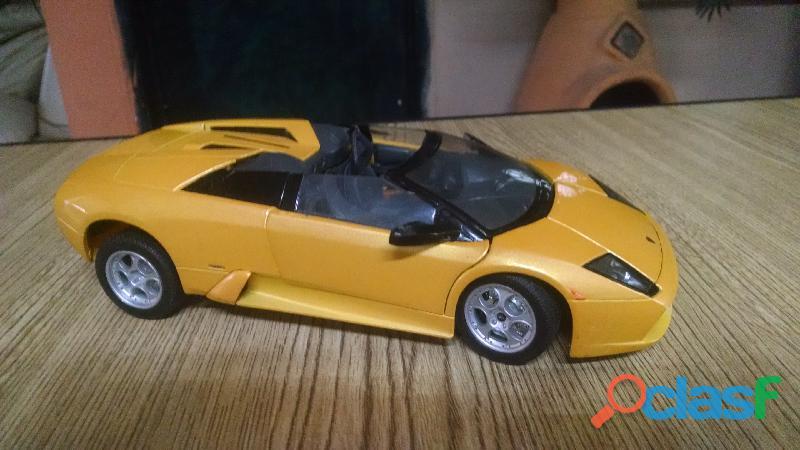 1/18 Modelo A Escala Diecast Lamborghini Murcielago Roadster