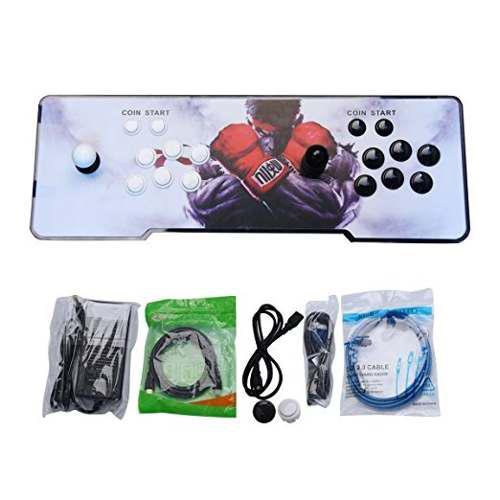 Consola De Videojuegos, 800 Juegos Clásicos, 2 Jugadores De