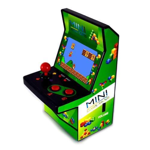 Consola Videojuego Retro Tiger Portatil Maquinita 108 Juegos