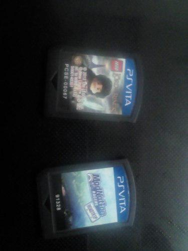 Juegos Ps Vita Mod Nation Racers Y Lego Lord Of The Rings
