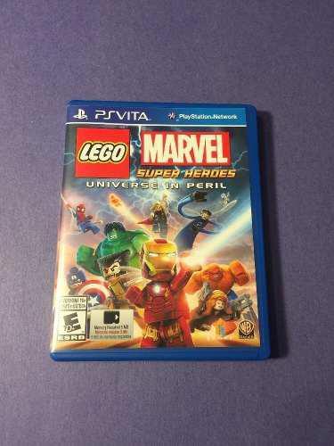 Lego Marvel Super Heroes Ps Vita Barato