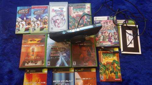 Lote De Video Juegos Y Kinect