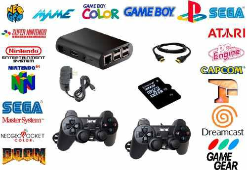 Mini Consola Videojuegos Retro Snes Super Nintendo Ps1