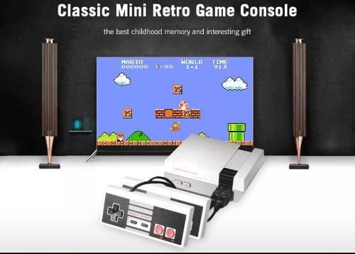 Mini Juego Consola Mas De 620 Juegos (precio De Mayoreo)