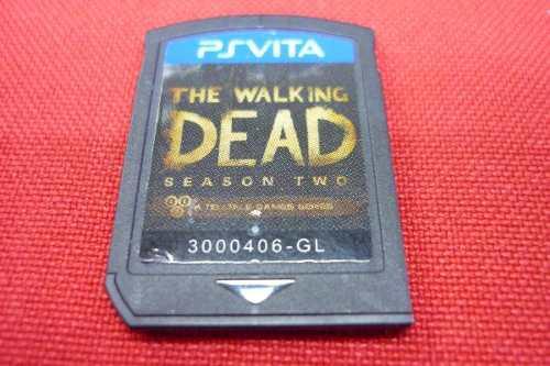 Ps Vita The Walking Dead Season 2 Jugadores: 1 Idioma: