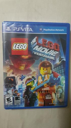 The Lego Movie Videogame Nuevo Psvita