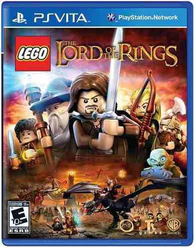 Zero Games Envio Gratis Psvita Lego The Lord Of The Rings Df