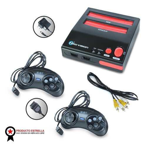 mayoreo# Mini Consol Clásico De Videojuegos Con 28 Juegos