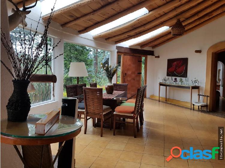 Casa en Renta, Condominio Valle de Bravo
