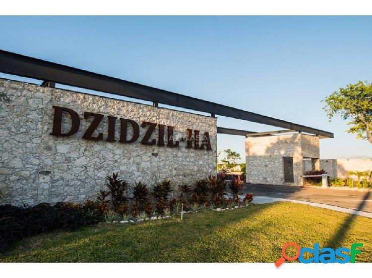 DZILDZIL-HA PRIVADA RESIDENCIAL