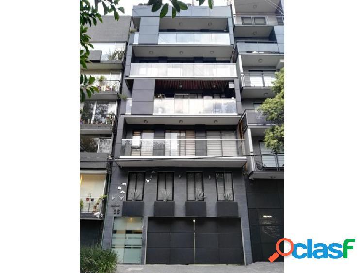Depa en renta en Condesa, CDMX