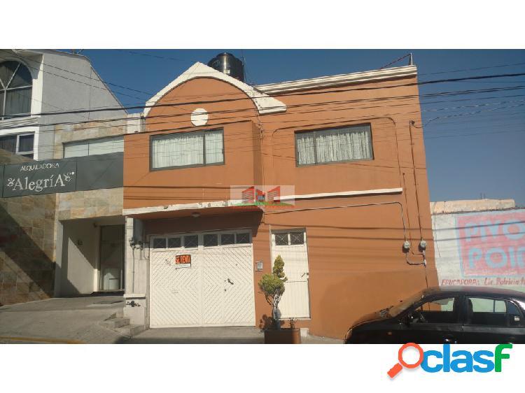 Renta de casa 3 recamaras en la colonia Morelos