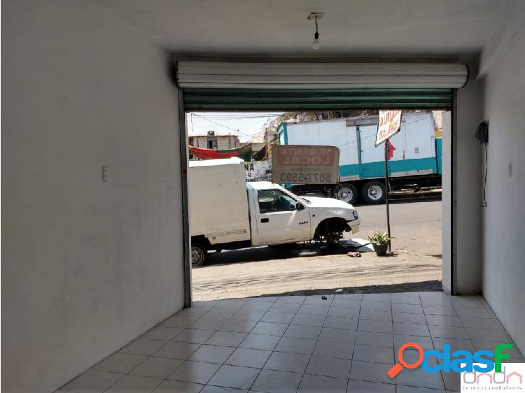 Renta local comercial en Atizapan la Higuera.