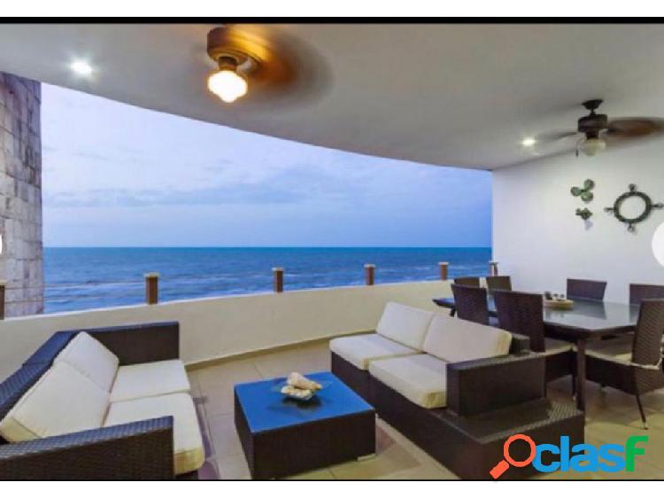 venta departamento lujo amueblado playa