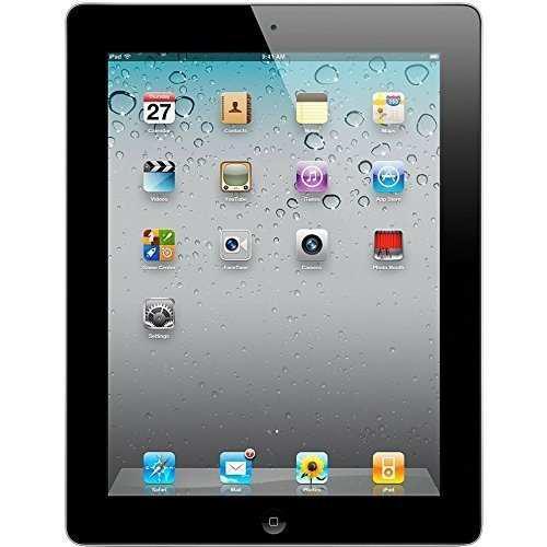 Apple Ipad 2 Mc770ll / A Tablet (32 Gb, Wifi, Negro) 2 °