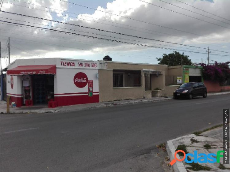 (C)CASA EN FCO. DE MONTEJO CON DOS LOCALES