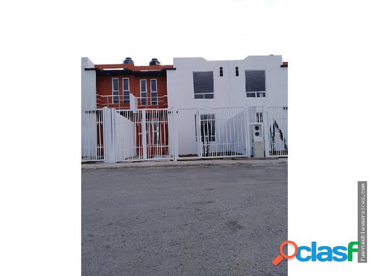 Casa 2 recamaras, 2 pisos Mineral de la Reforma