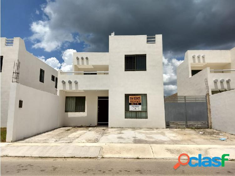 Casa en Renta en Las Américas Mérida Norte 3 rec