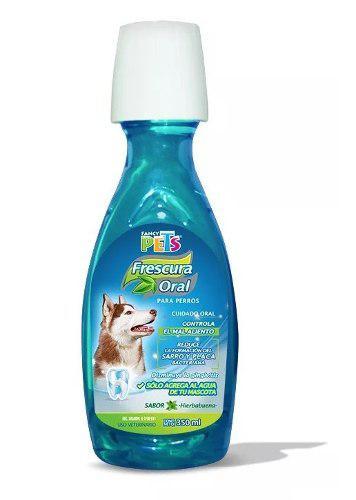 Enjuague Bucal Perro Fancy Pets Refrescante De Aliento 350ml