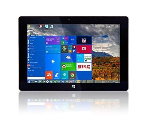 Fusion5 Tablet De 10 Pulgadas Con Windows 10, Diseño Ultra