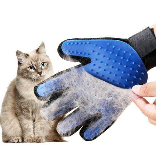 Guante Quita Pelo Cepillo Para Mascotas Perro Y Gato