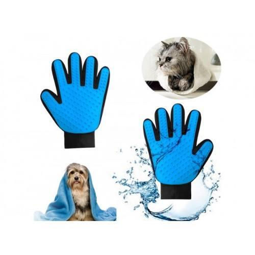 Guante Quita Pelos Removedor Cepillo Para Mascota