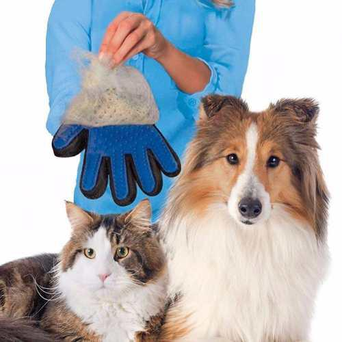 Guante Removedor De Pelo Para Perro Gato Mascota