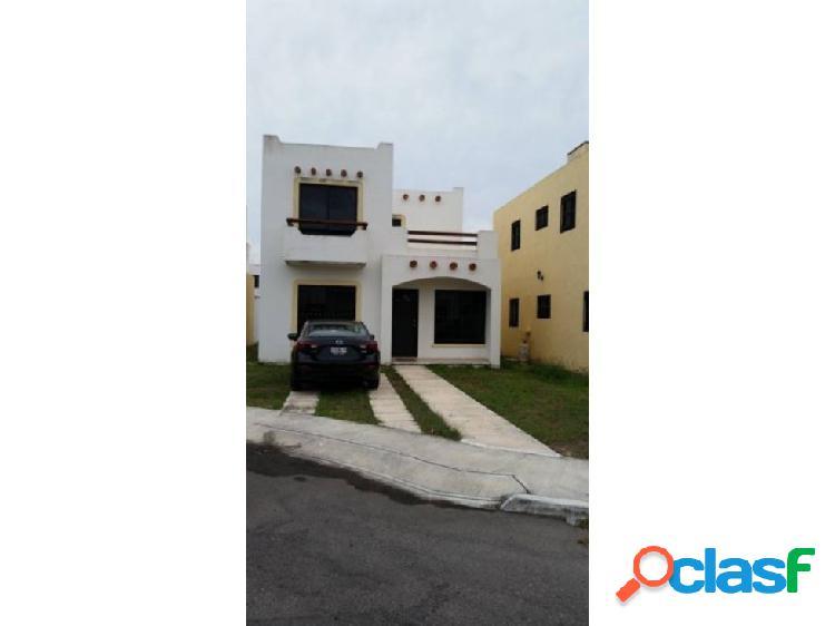 Hermosa Casa en Privada Gran Santa Fe Mérida