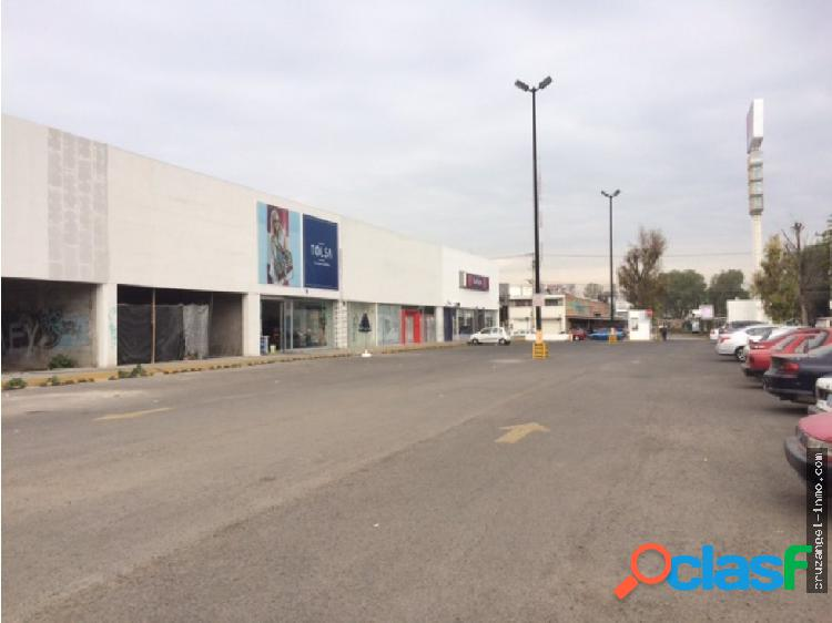LOCAL EN RENTA ZONA COMERCIAL CATÁLOGOS