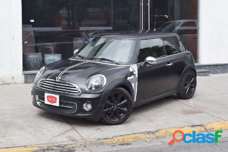Mini Cooper All Black 2013